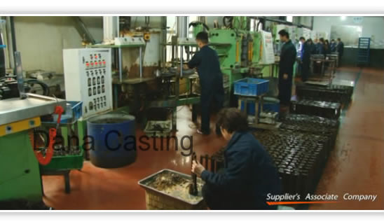Investment Casting Supplier